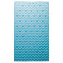 vidaXL Puerta de malla de jardín acero galvanizado gris 100x200 cm