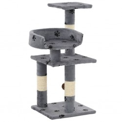 vidaXL Cancela de 5 barras para campo acero plateado (150-400)x90 cm