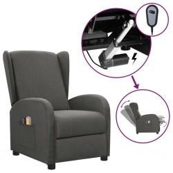 vidaXL Toldo de vela rectangular de tela oxford rojo 6x8 m