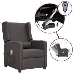 vidaXL Toldo de vela rectangular tela oxford naranja 5x7 m