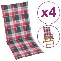 vidaXL Reloj de pared diseño cuchara y tenedor plateado 31 cm aluminio