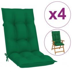 vidaXL Reloj de pared vintage colorido 60 cm