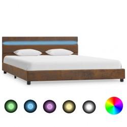vidaXL Postes telescópicos de toldo 2 uds acero galvanizado 102-260 cm