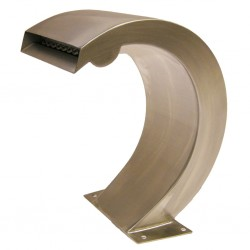 vidaXL Hamaca de madera maciza de abeto crema 100x188,5x44 cm