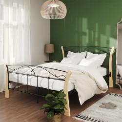 vidaXL Casa de juegos de jardín con arenero madera pino 128x120x145 cm
