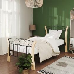 vidaXL Saco de dormir naranja 5℃ 1400g