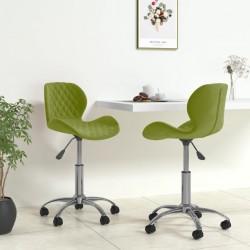vidaXL Sistema de soporte de telón fondo 500x300 cm verde