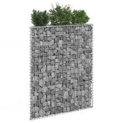 vidaXL Sábana ajustada 2 uds algodón 160 g/㎡ 120x200-130x200 cm gris