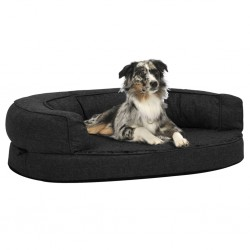 vidaXL Jaula para perros plegable de metal L