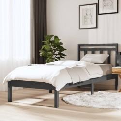 Tander Tablero para mesa mármol gris Ø40x2,5 cm