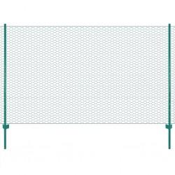 vidaXL Conejera jaula de animales de madera