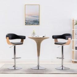 vidaXL Rascador para gatos poste rascador de sisal 150 cm huellas gris
