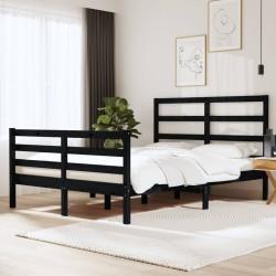 Esschert Design Mesa para macetas con cajones y estante marrón