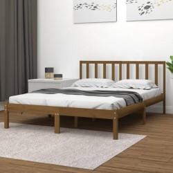 HI Set para jugar a croquet multicolor 125x25 cm