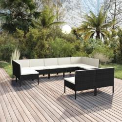 vidaXL Rascador para gatos con poste de sisal 138 cm gris