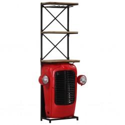 vidaXL Rascador para gatos con poste de sisal 138 cm beige