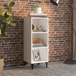 vidaXL Rascador para gatos con poste de sisal 65 cm gris