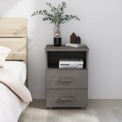 vidaXL Rascador para gatos con poste de sisal 65 cm huellas gris