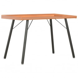 vidaXL Rascador para gatos con postes de sisal 225 cm beige