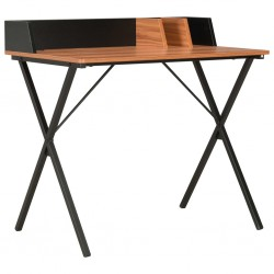 vidaXL Rascador para gatos con postes de sisal marrón 234 cm