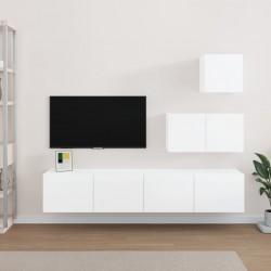 vidaXL Rascador para gatos con postes de sisal gris 145 cm