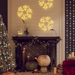 vidaXL Rascador para gatos con postes de sisal marrón 145 cm