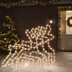 vidaXL Rascador para gatos con postes de sisal beige 145 cm