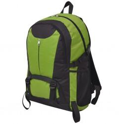 vidaXL Inodoro mascotas con bandeja césped artificial verde 63x50x7 cm