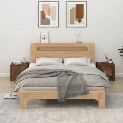 vidaXL Jaula conejera con 4 puertas madera rojo