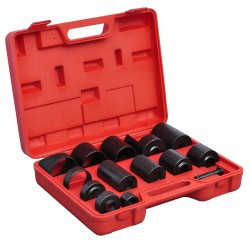 vidaXL Kit de estudio con 5 telones de fondo de colores y 2 softboxes