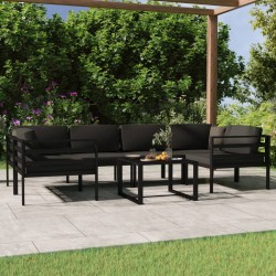 Tander Asta de bandera telescópica de aluminio 4 m