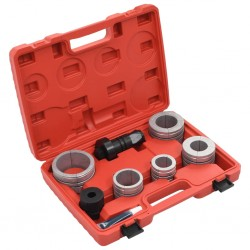Set de herramienta 111piezas Juego de machos y terrajas