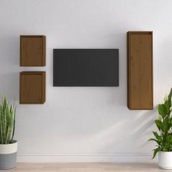 vidaXL Set de herramientas de instalación soportes/impactos 39 piezas