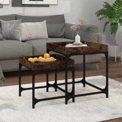 vidaXL Set de extractores de inyector diesel acero