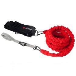 Tander Escalera para perros plegable de 4 peldaños gris oscuro