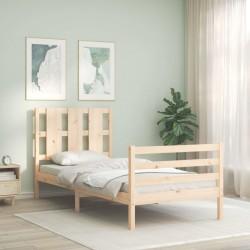 Tander Camas de camping 2 uds tela Oxford y acero gris 180x60x19 cm