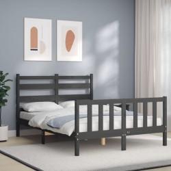 Tander Cubo de basura negro 50 L