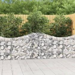 Tander Cubo de basura doble negro 50 L