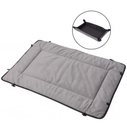 Tander Tarros de almacenaje con tapa de bambú 10 unidades 600 ml