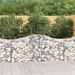 Tander Tarros de almacenaje con tapa de bambú 10 unidades 1000 ml