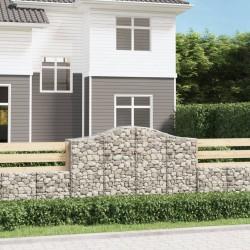 Tander Tarros de almacenaje con tapa de bambú 4 unidades 800 ml