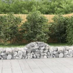 Tander Tarros de almacenaje con tapa de bambú 6 unidades 1000 ml