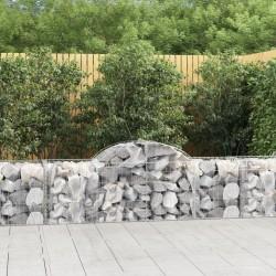 Tander Tarros de almacenaje de vidrio 6 unidades 500 ml