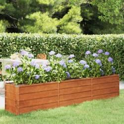 Tander Casita de juegos columpios y escalera madera de pino impregnada