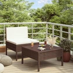 Tander Toldo para autocaravanas y caravanas 3x3x2,15 m beige