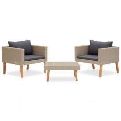 Tander Toldo para autocaravanas y caravanas 4x3x2,15 m beige