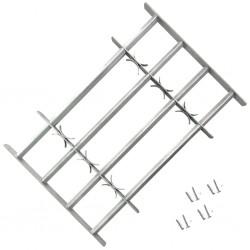 vidaXl Armario modular 9 compartimentos negro y blanco 37x115x150 cm