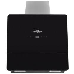 vidaXL Espejo de pared de baño con luces LED 50x60 cm