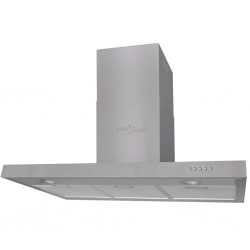 Espejo de baño de pared con LED  80 x 60 cm