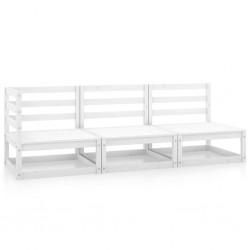 vidaXL Sofá cama ajustable de tela negro